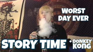 STORY TIME: WORST DAY / Sesh and Donkey Kong