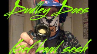 Dudley Does: Kief Bowl Sesh