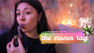 ☆THE STONER TAG | STONEDVEGAN☆