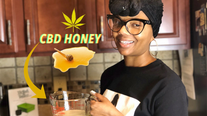"""How To Make CBD-Infused Honey! 