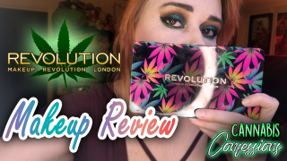 Makeup Review: Revolution Cannabis Sativa Products