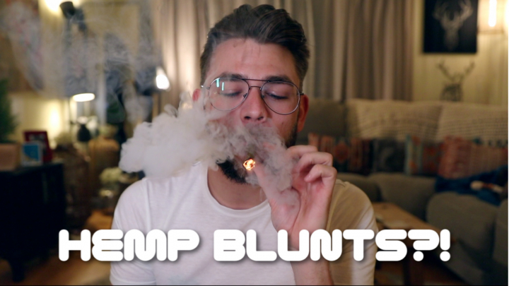 How To Roll a Hemp Blunt (for Beginners)