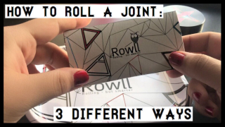 How To Roll A Joint: 3 Different Ways