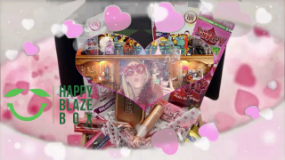 Hazy Hula's Happy Blaze Box Valentine's Unboxing!!!!