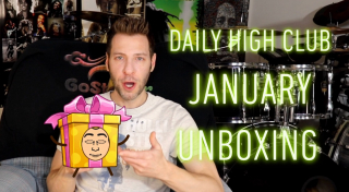 GoStoner Daily High Club January Unboxing