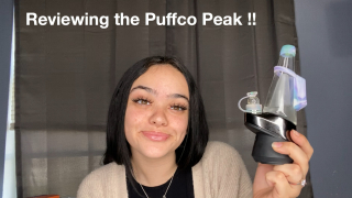 REVIEWING THE PUFFCO PEAK !!