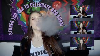 Celebrating 420 Subscribers With A Stoner Tag Q&A!