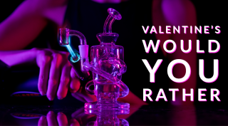 Valentine's Day Would You Rather?