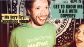 MY FIRST WEEDTUBE VIDEO | GET TO KNOW ME Q & A WITH DOPEDEV