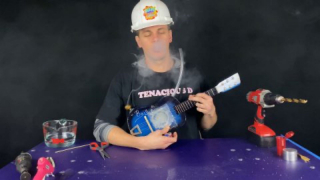 BongStruction 101: Mini-Guitar Bong