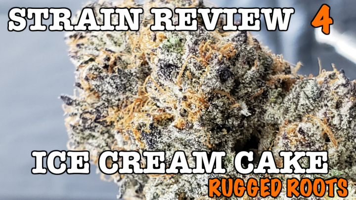 ICE CREAM CAKE STRAIN REVIEW [ GROWERS ONLY CO ]