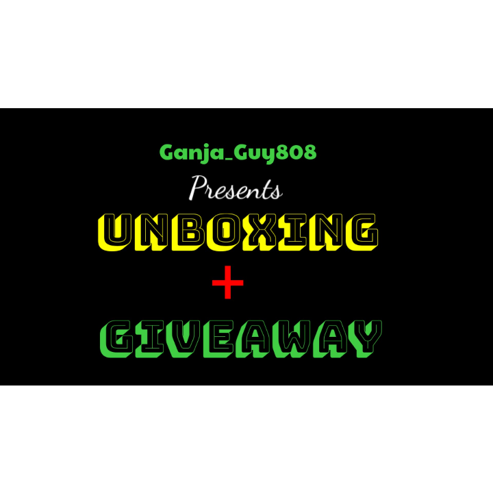 unboxing &giveaway