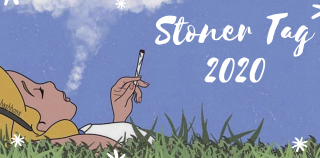 The Stoner Tag | CosmicGanjaGirls