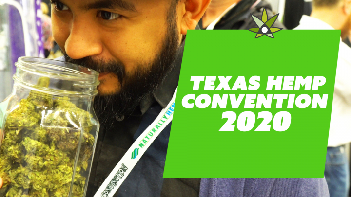 THC 2020, Weed in Texas?