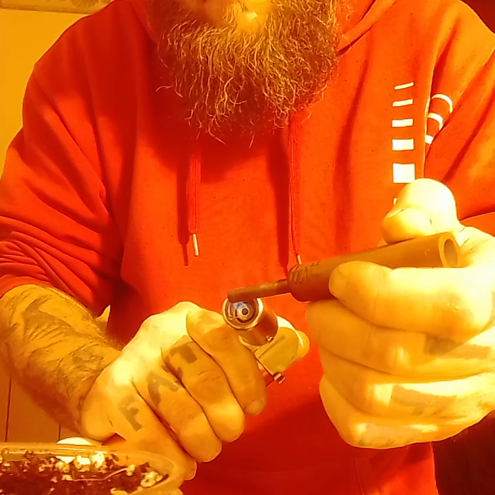 Dab blessing drop of Cali Kush!!!