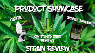 Product Showcase & Strain Review: Focus V Carta & Sundae Driver Shatter