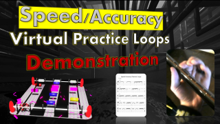 Speed/Accuracy Practice Loop Demonstration