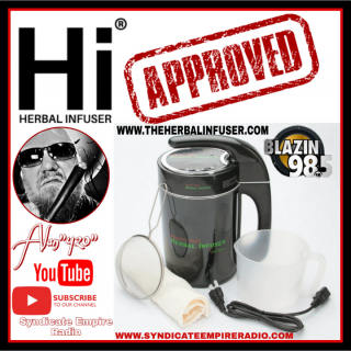 The Herbal Infuser