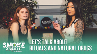 Smoke About It - Ritual and natural drugs
