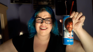 Bob Ross Positive Energy Drink Review!!