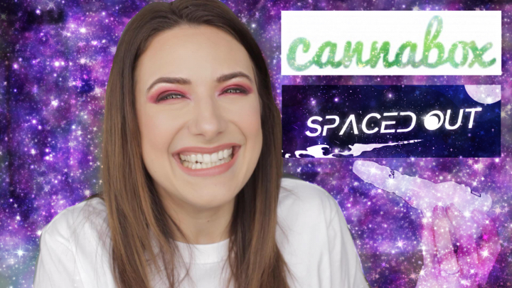 CANNABOX Spaced Out February 2020 Unboxing + Testing the Glass