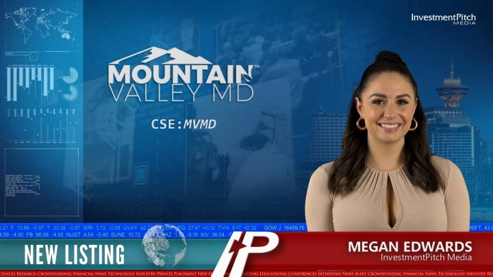 New Listing: Mountain Valley MD Holdings (CSE:MVMD)