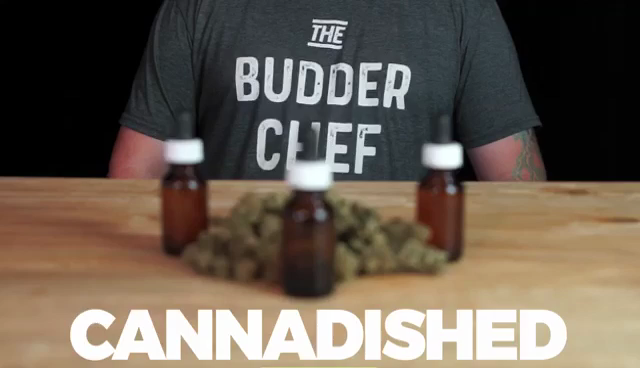 CannaDished | How To Make A Tincture