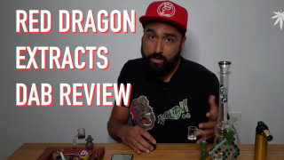 Chuckie Fuego Dabs and Reviews California's Red Dragon Extracts
