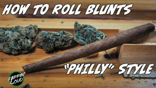 How to ROLL BLUNTS