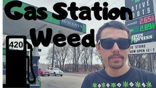 Buying weed from the Gas Station - Colorado Dispensary Haul
