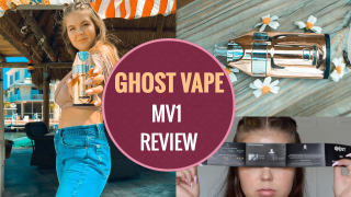 Ghost Vape MV1 Review & How To Use