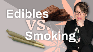 Edibles vs. Smoking | Is it Better to Eat or Smoke Cannabis?