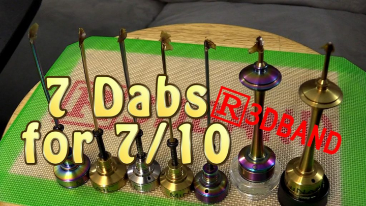 7 Dabs for 7/10