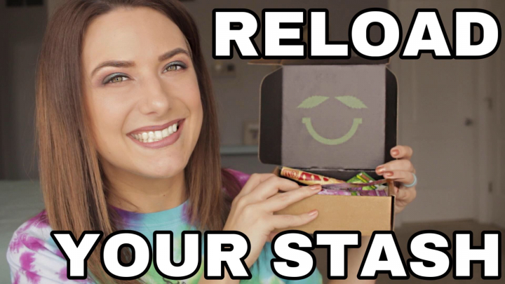 HAPPY BLAZE BOX Reload Box March 2020 - Reload your monthly stash!