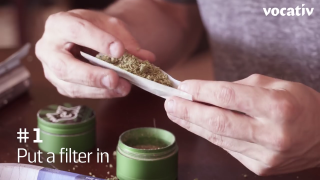How To Roll The Perfect Joint. Every Time.
