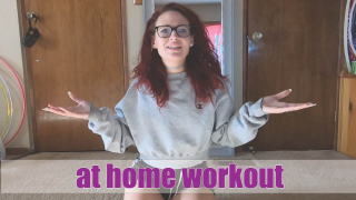 at home no equipment lower body workout