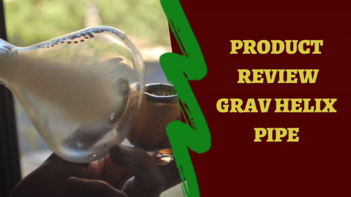 PRODUCT REVIEW   GRAV HELIX PIPE