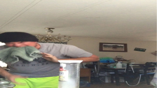 Gram Dab then getting PUNCHED IN THE FACE!!