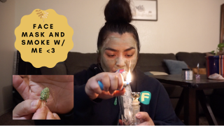 My First Video| Get To Know Me| Smoke With Me (: