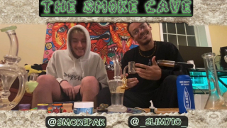 BIG WORM DABS + HITTING ALL OF MY RIGS - TheSmokeCave