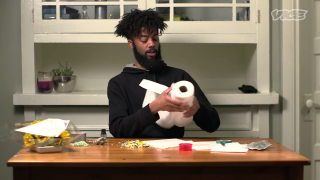 DIY Artisanal Sploof to Mask that Weed Smell