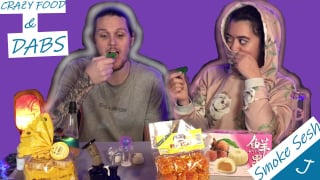 Quarantine FUN || Crazy Food+Dabs! || Flmmj