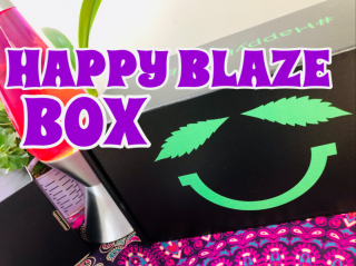 Happy Blaze Box Limited Edition Box Unboxing March 2020