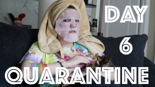QUARANTINE VLOG: DAY 5/6