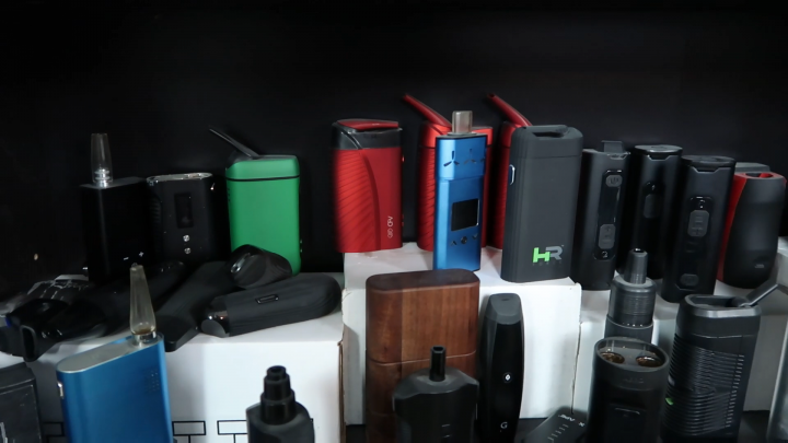 My INSANE 200+ Weed Vaporizer Collection (NOT CARTRIDGES)
