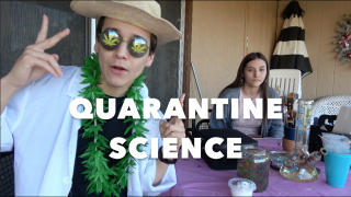QUARANTINE SCIENCE