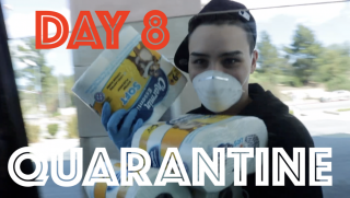 QUARANTINE VLOG: DAY 7/8