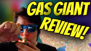GAS GIANT STRAIN REVIEW!