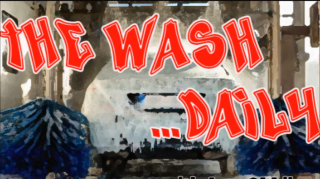 THE WASH ...DAILY with Joey SLLiks  CANNABIS NEWS REPORT for FRIDAY MARCH 27 2020