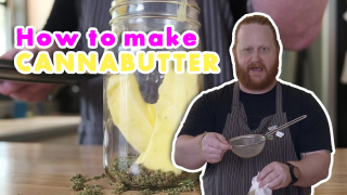 How to make cannabutter - Eat Weed